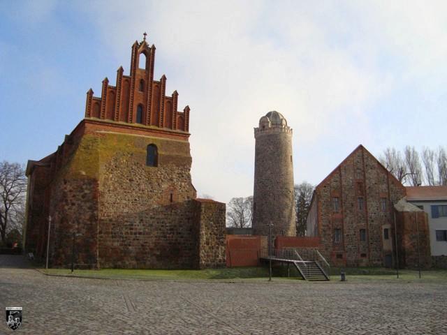 Burg Ziesar in Brandenburg