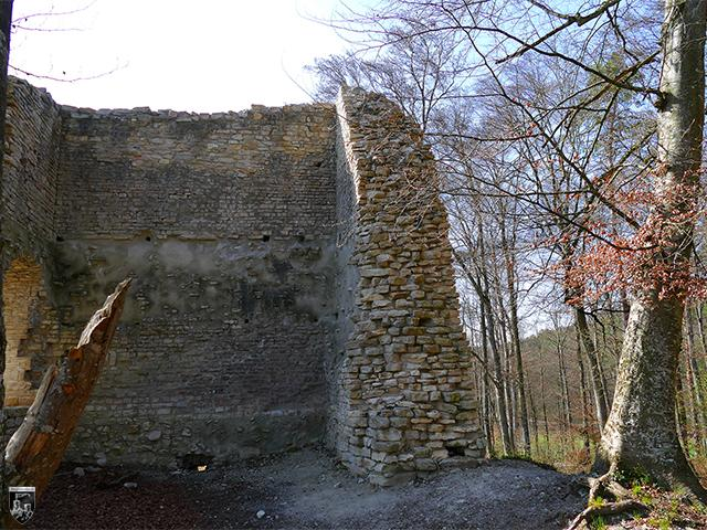 Burg Aach, Alter Turm Aach