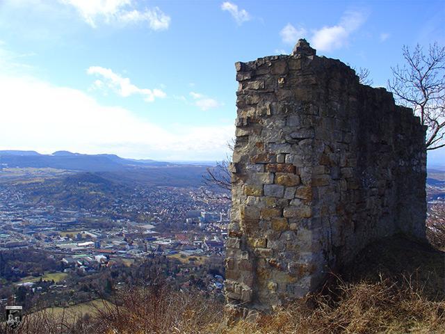 Burg Achalm in Baden-Württemberg