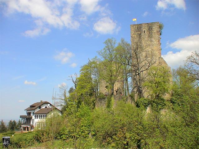 Burg Alt-Windeck in Baden-Württemberg