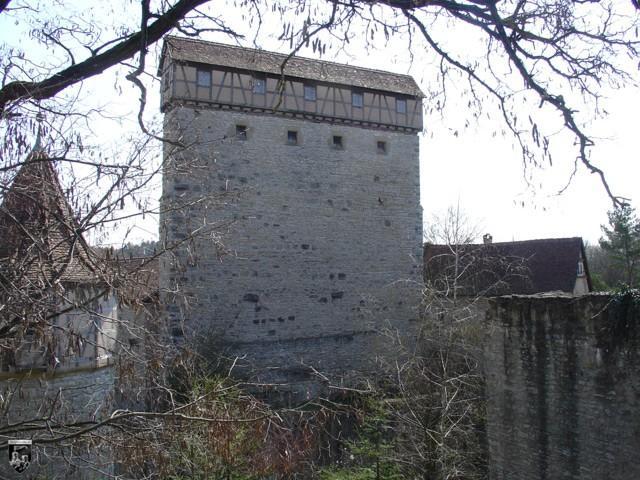 Burg Amlishagen in Baden-Württemberg