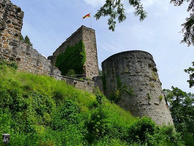 Burg Badenweiler