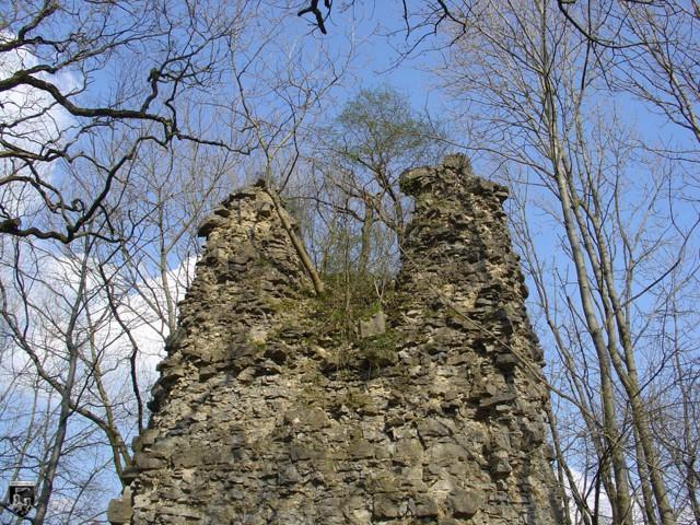 Burg Bebenburg, Bemberg in Baden-Württemberg