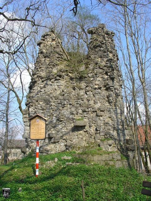 Burg Bebenburg, Bemberg