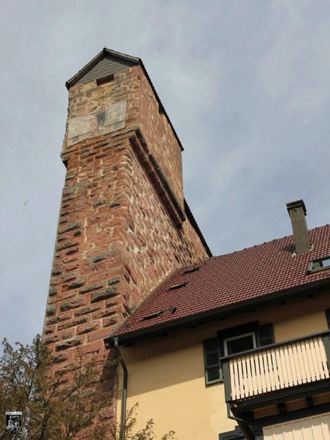 Burg Berneck, Bernegg