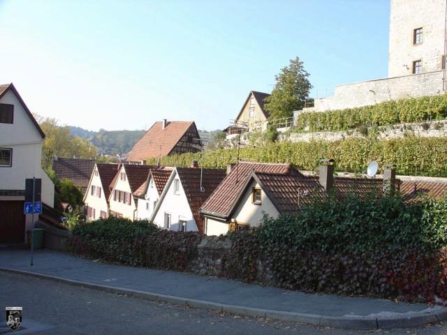 Burg Besigheim Oberburg, Schochenturm