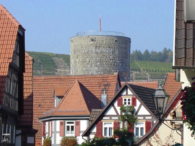 Burg Besigheim Unterburg in Baden-Württemberg