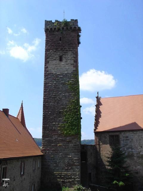 Burg Bödigheim