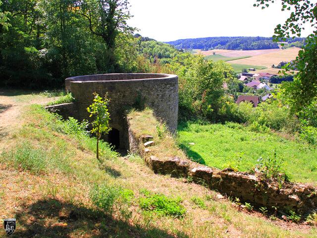 Burg und Festung Boxberg in Baden-Württemberg