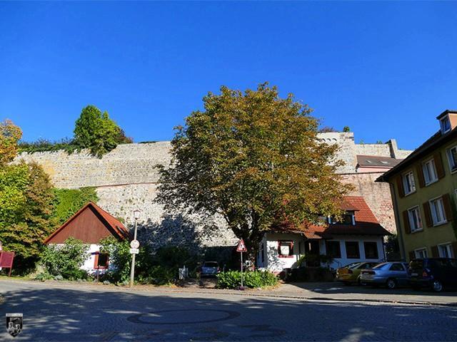 Burg Breisach in Baden-Württemberg