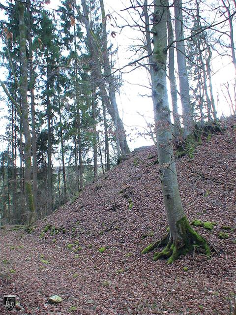 Burg Brielburg, Alt-Streußlingen