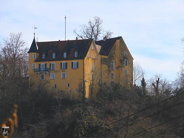 Burg Burgberg in Baden-Württemberg