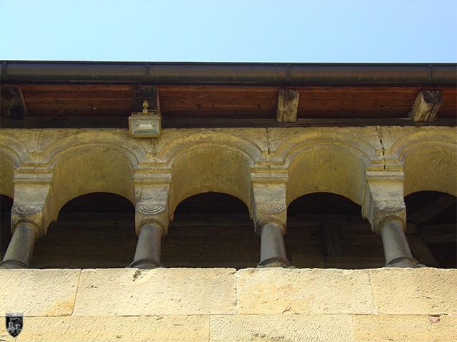 Burg Comburg, Großcomburg