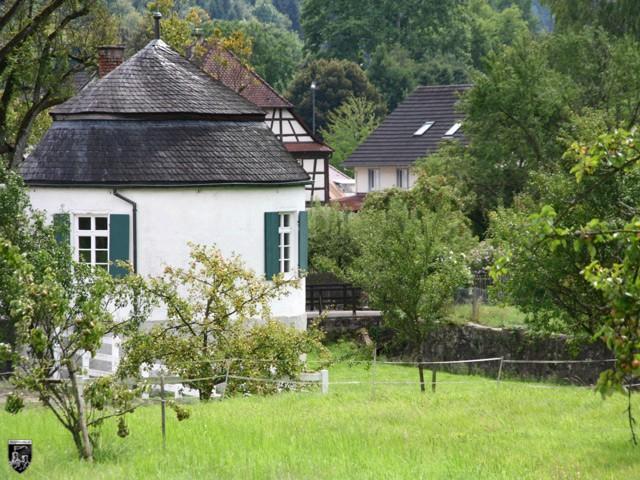 Schloss Dautenstein, Tutenstein in Baden-Württemberg