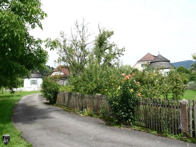 Schloss Dautenstein, Tutenstein