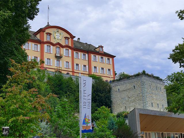 Deutschordenschloss Mainau in Baden-Württemberg