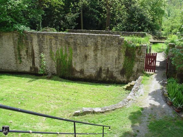 Burg Dörzbach, Eyb