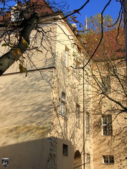 Schloss Durlach, Karlsburg