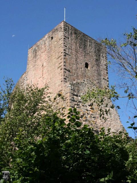 Burg Ebersteinburg, Alt Eberstein