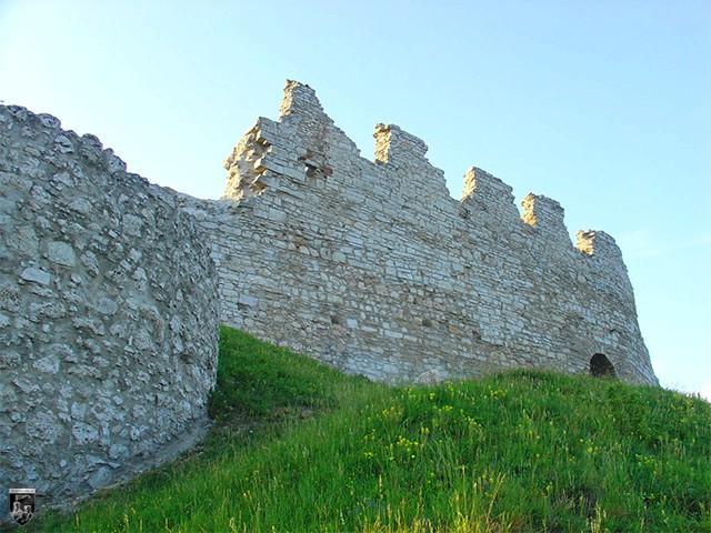 Burg Flochberg in Baden-Württemberg