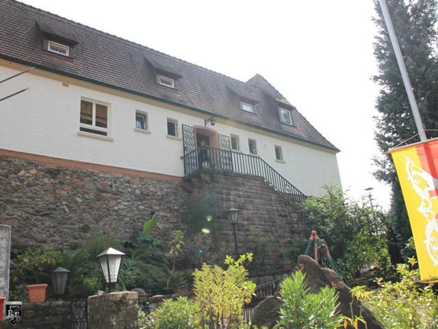 Burg Friedburg, Friedberg