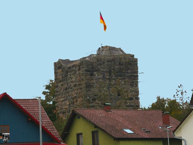 Burg Fronhofen in Baden-Württemberg