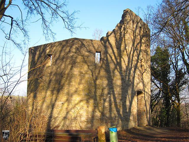 Burg Geyersburg in Baden-Württemberg