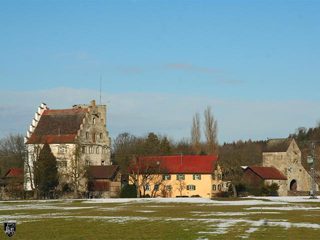 Burg Gießen in Baden-Württemberg