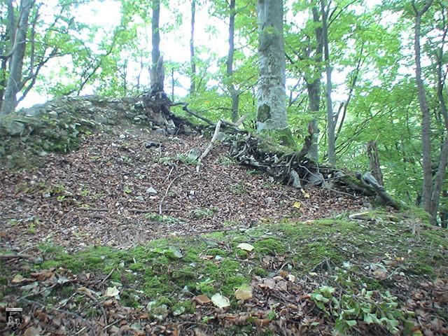 Burg Gruibingen, Dürrenberg