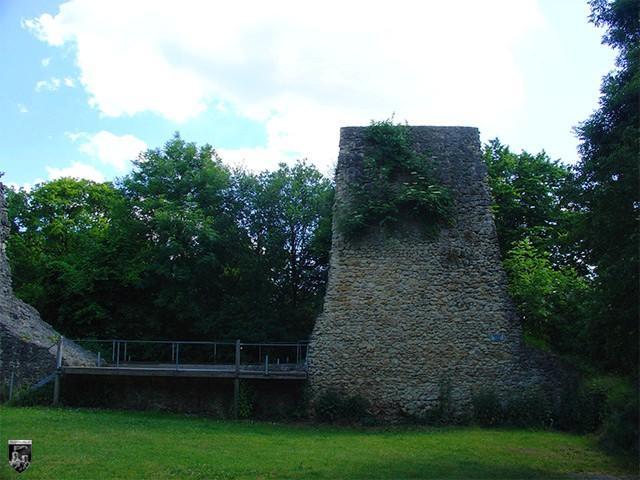 Burg Güssenburg in Baden-Württemberg