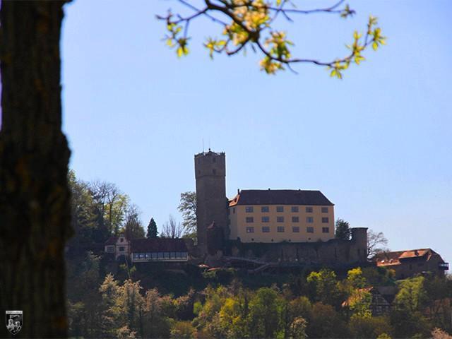Burg Guttenberg in Baden-Württemberg