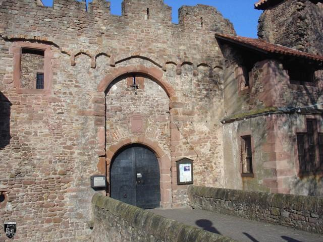 Burg Handschuhsheim