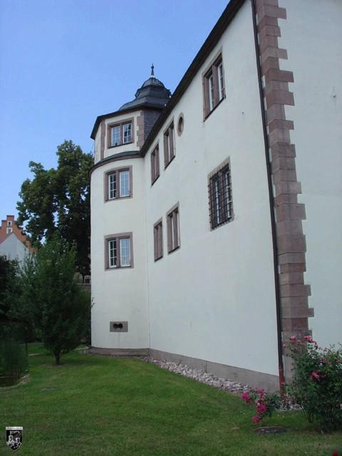 Burg Hardheim Oberburg