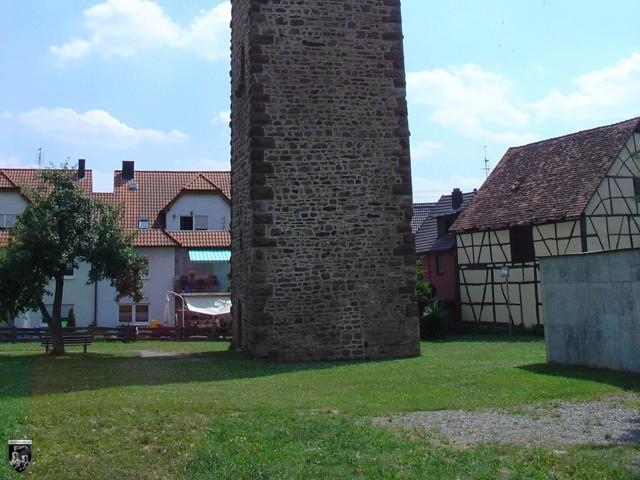 Burg Hardheim Unterburg in Baden-Württemberg