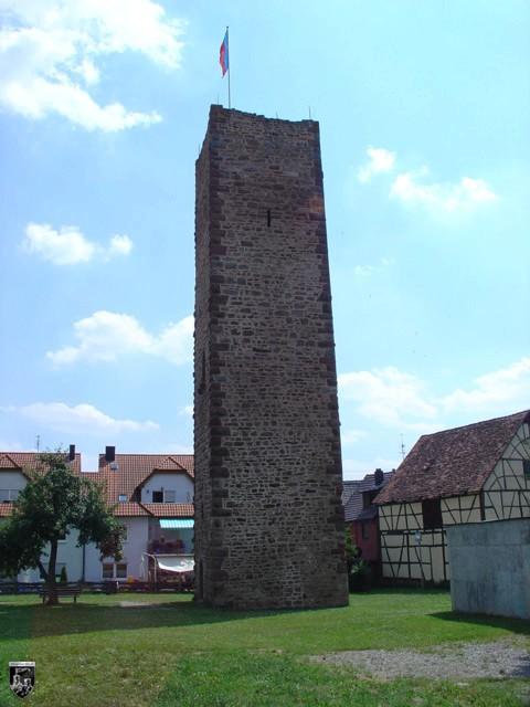 Burg Hardheim Unterburg