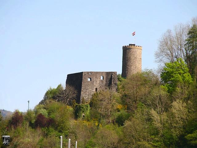 Burg Hausach, Husen in Baden-Württemberg