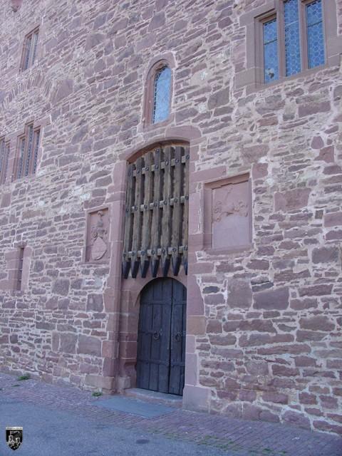 Burg Heimsheim, Schleglerschloss