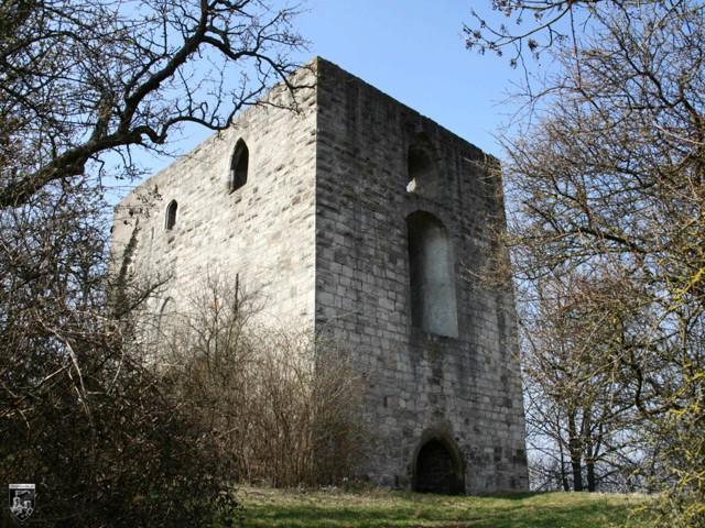 Burg Helfenberg in Baden-Württemberg
