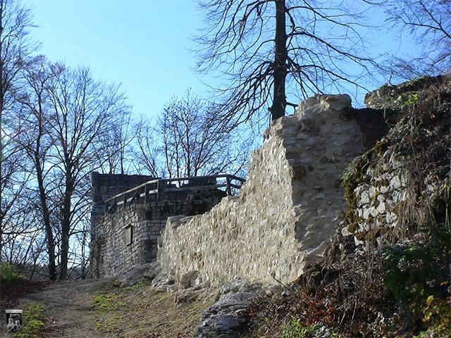 Burg Hiltenburg, Hiltenberg