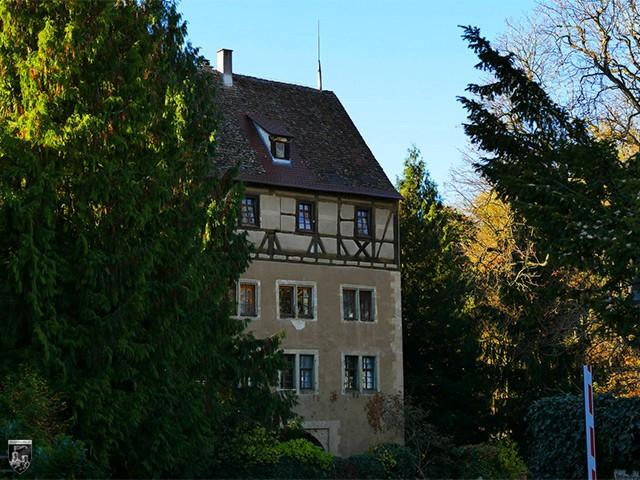 Schloss Hochberg in Baden-Württemberg