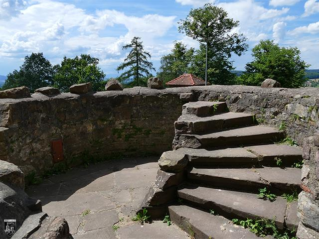 Burg Hochburg, Hachberg