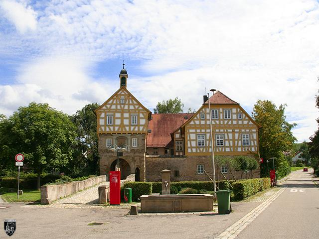 Burg Höpfigheim in Baden-Württemberg