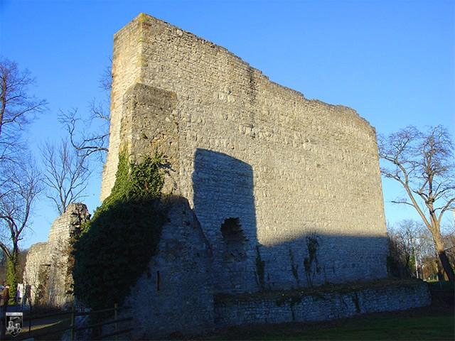 Burg Hofen in Baden-Württemberg