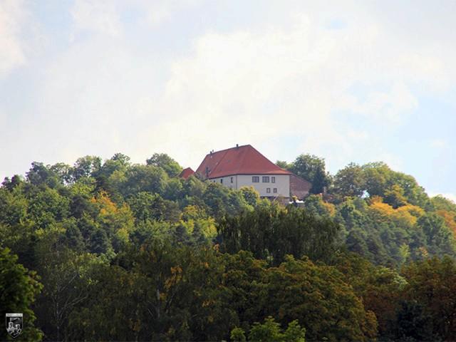 Burg Hohenentringen in Baden-Württemberg