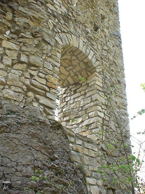 Burg Hohenerpfingen, Schnatren