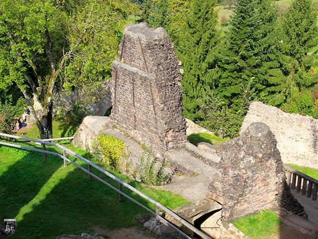 Burg Hohengeroldseck