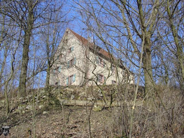 Burg Hohenhardter Hof in Baden-Württemberg