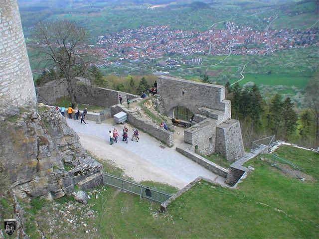 Burg & Festung Hohenneuffen