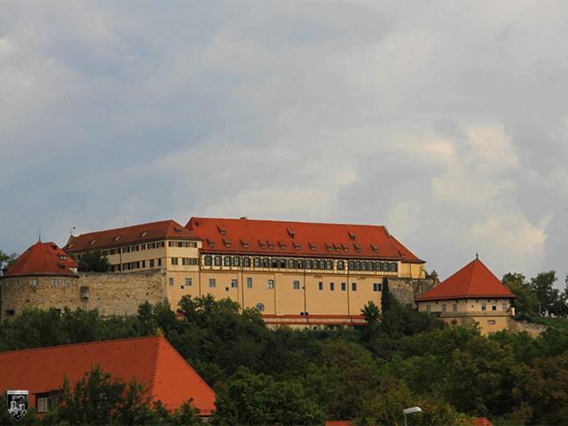 Burg Hohentübingen