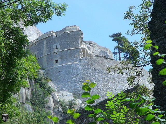 Burg Hohentwiel in Baden-Württemberg